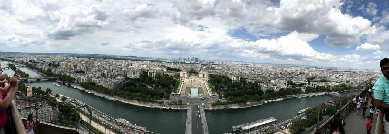 Photo of Eiffel Tower By sonali shah
