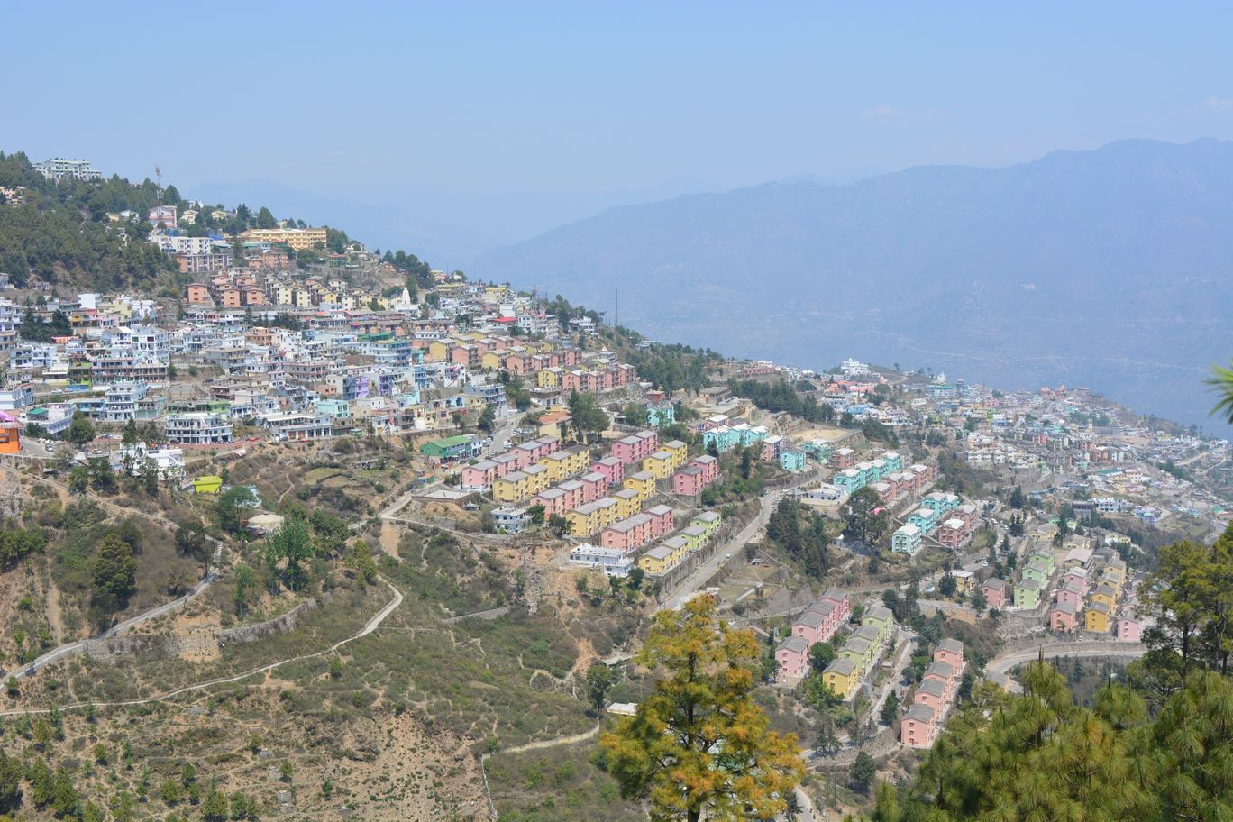 Photo of New Tehri By Amit Kumar Verma