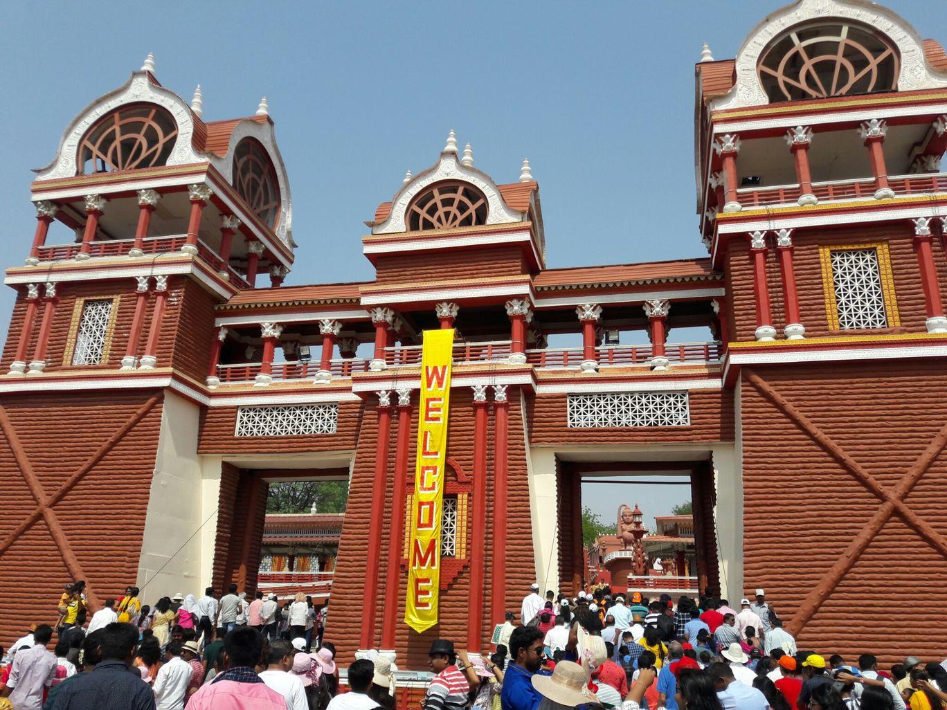 Photo of Ramoji Film City By Om A Raut...
