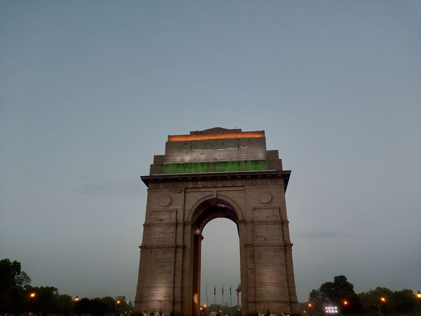 Photo of India Gate By Ashik Salam