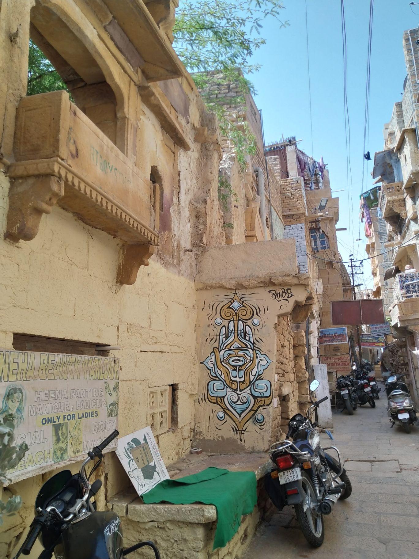 Photo of Jaisalmer By Charchit Saxena
