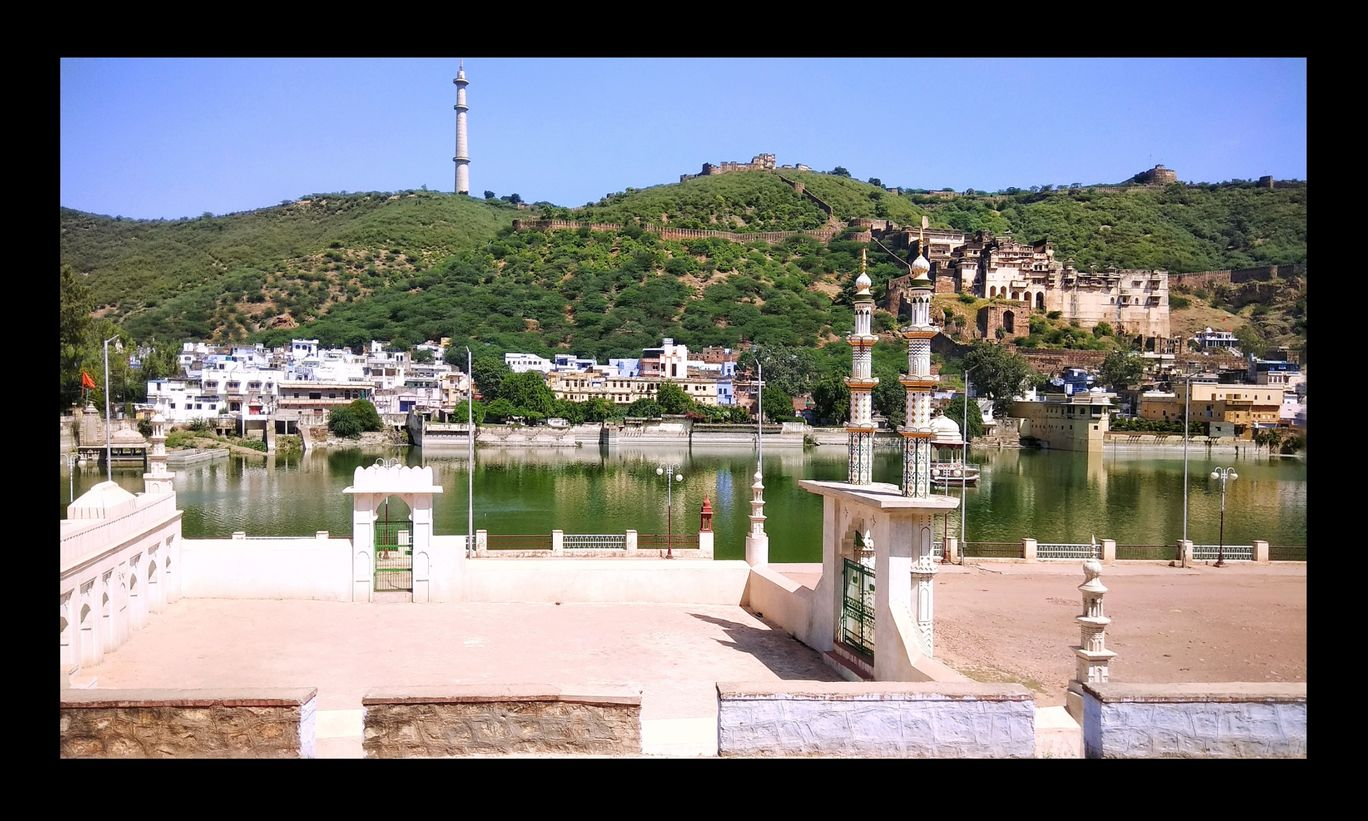 Photo of Jait Sagar (Bundi Fort) By Arun Soni