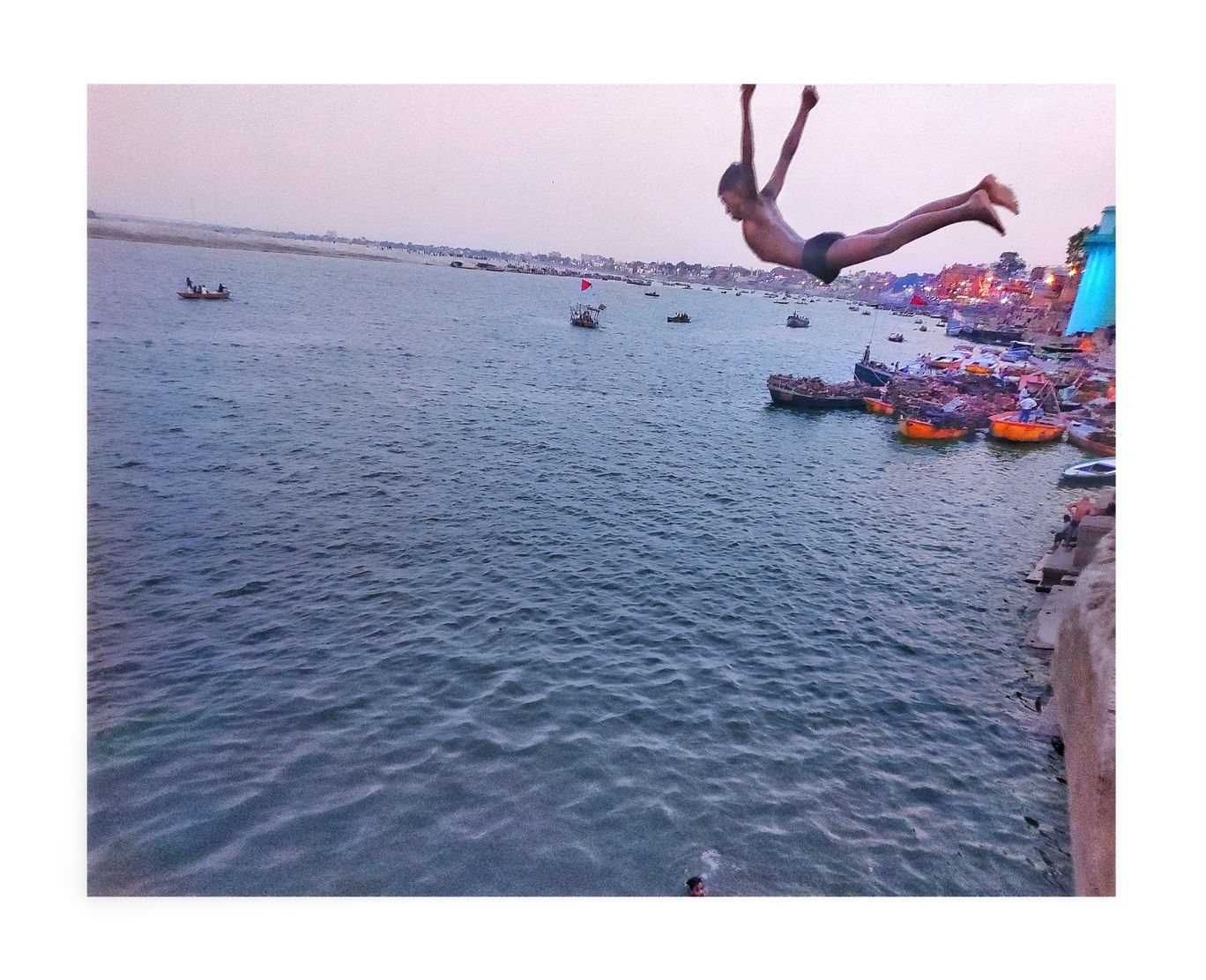 Photo of Varanasi By Arun Soni