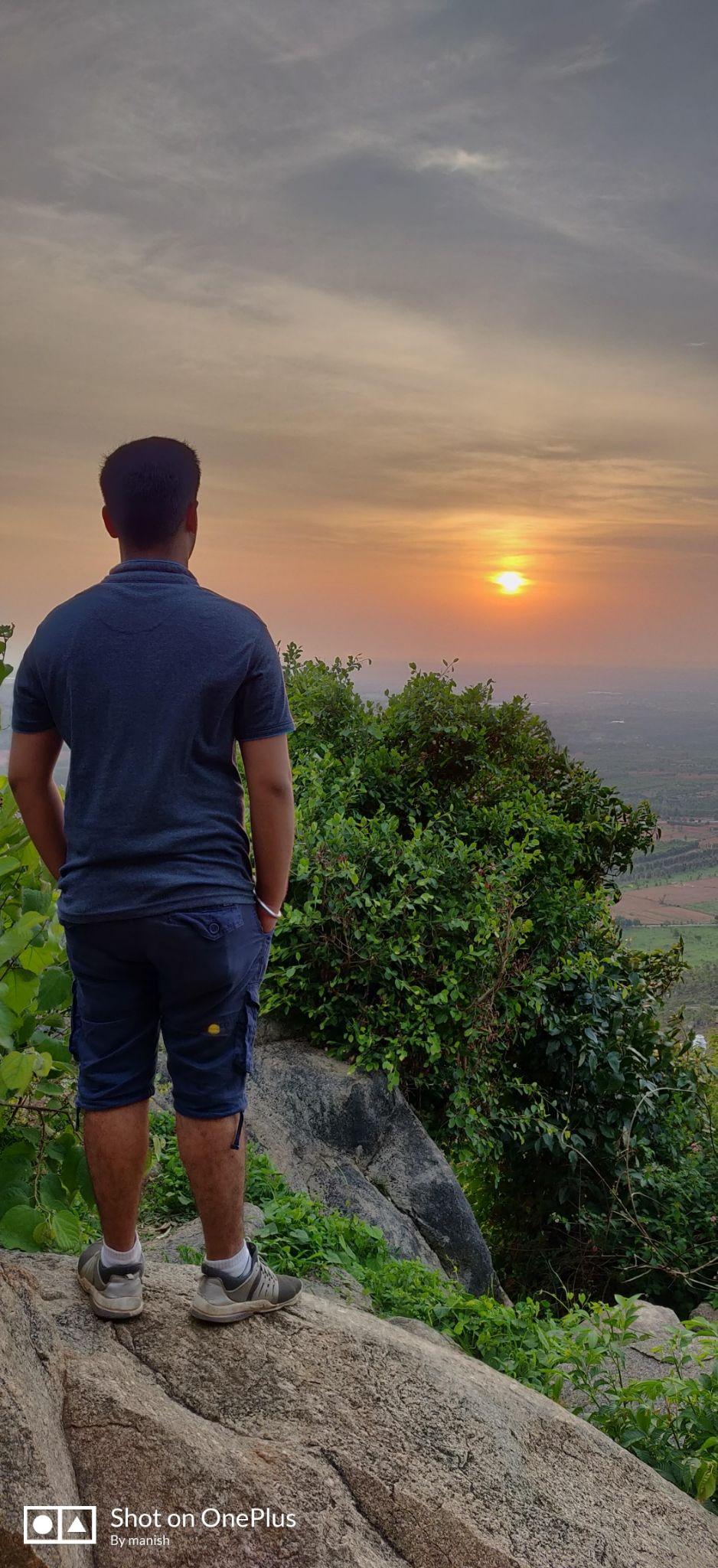 Photo of Shivagange hill By ankit sharma
