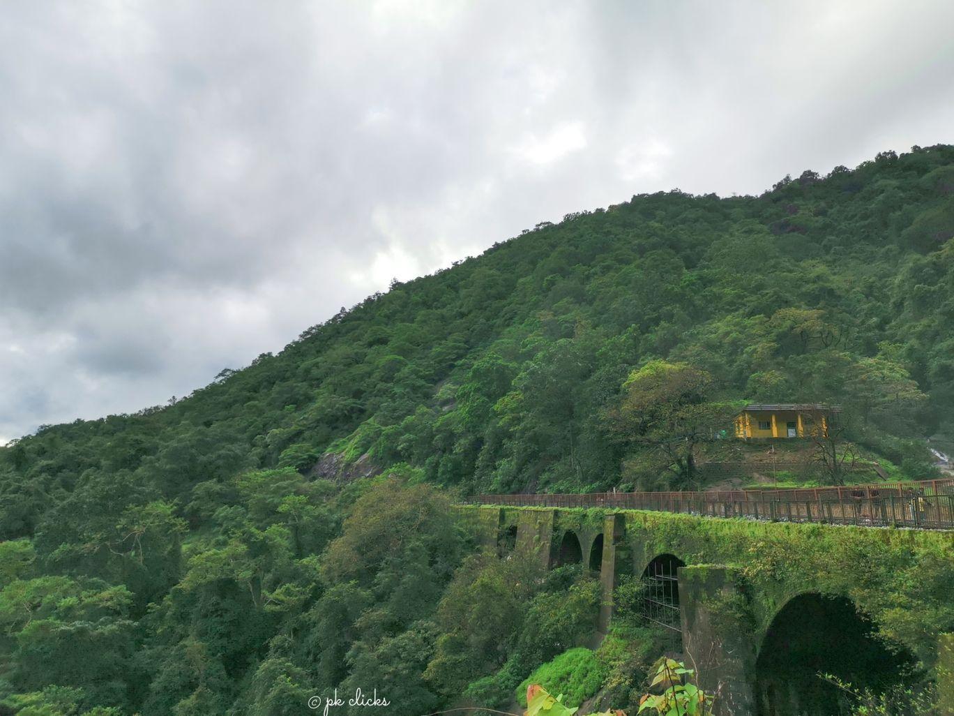 Photo of Dudhsagar Falls By Praveen Kumar