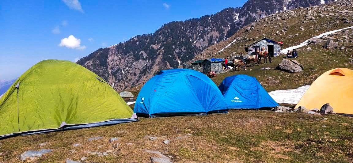 Photo of Dharamshala By Fogg hill camping Prashar lake