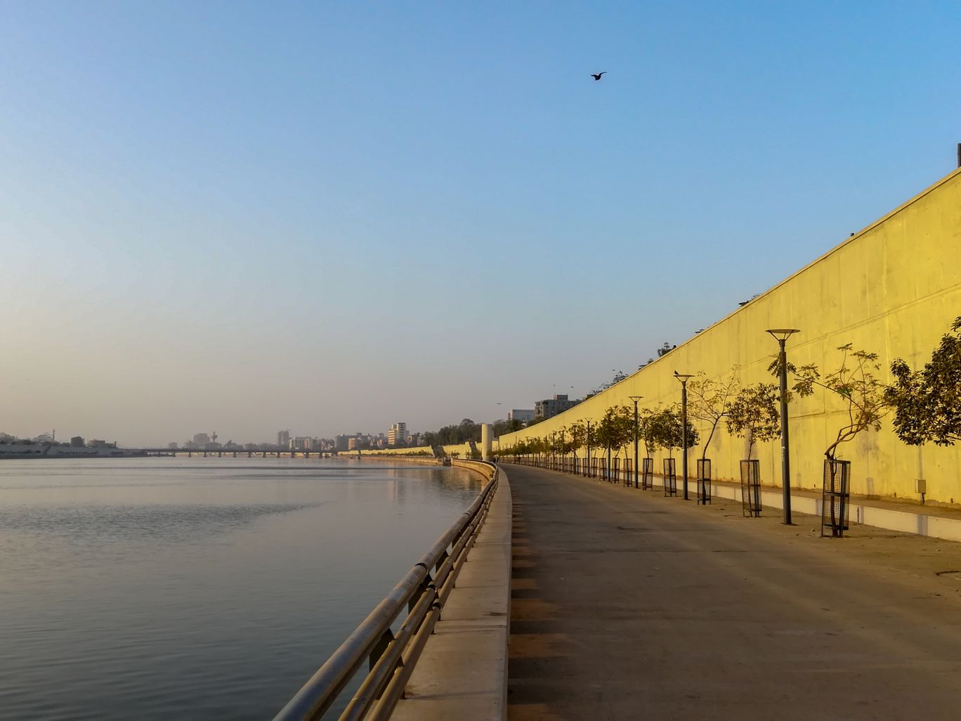 Photo of Sabarmati Riverfront By Sandeep Sinroja
