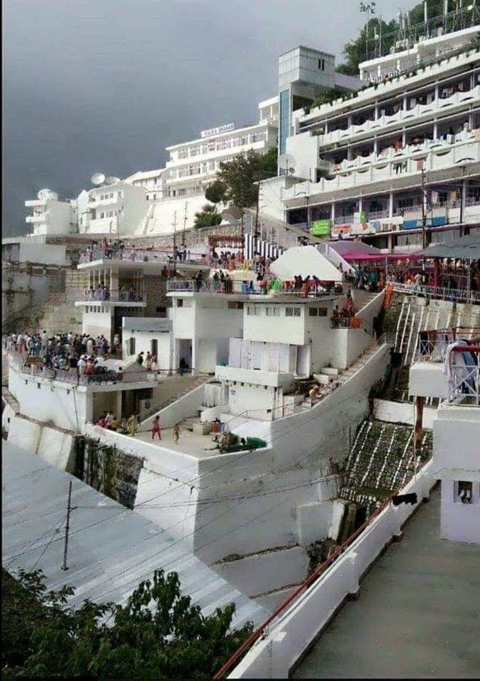 Photo of Shri Mata Vaishno Devi Katra By Aryan Keserwani