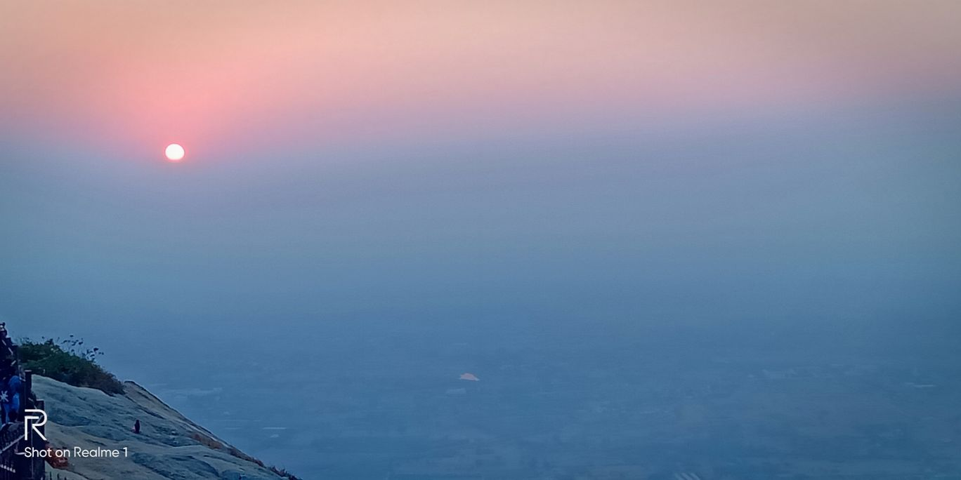 Photo of Nandi Hills By Akash Hebbar V.R.