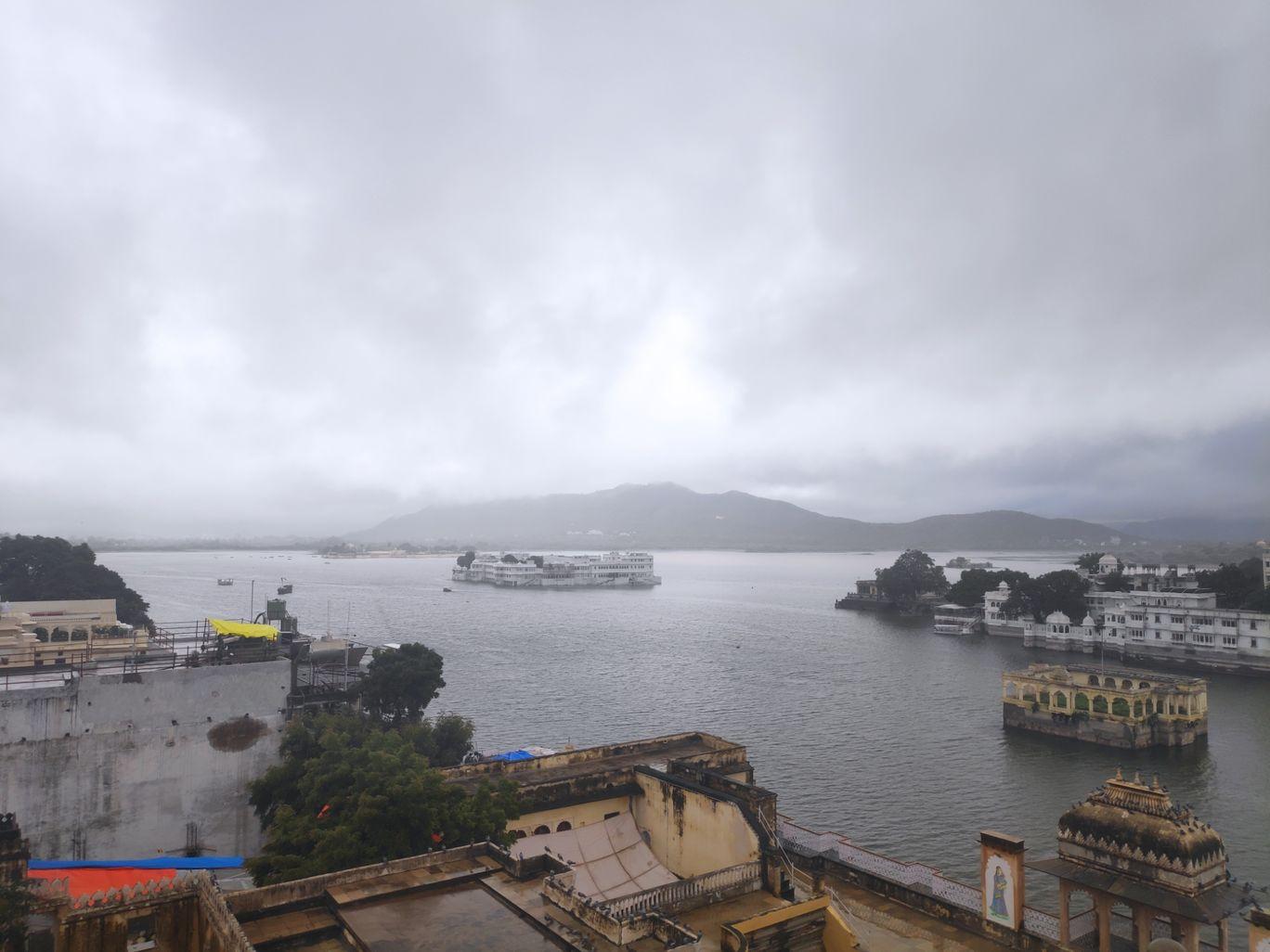 Photo of Monsoon Palace By Rahul Rathi