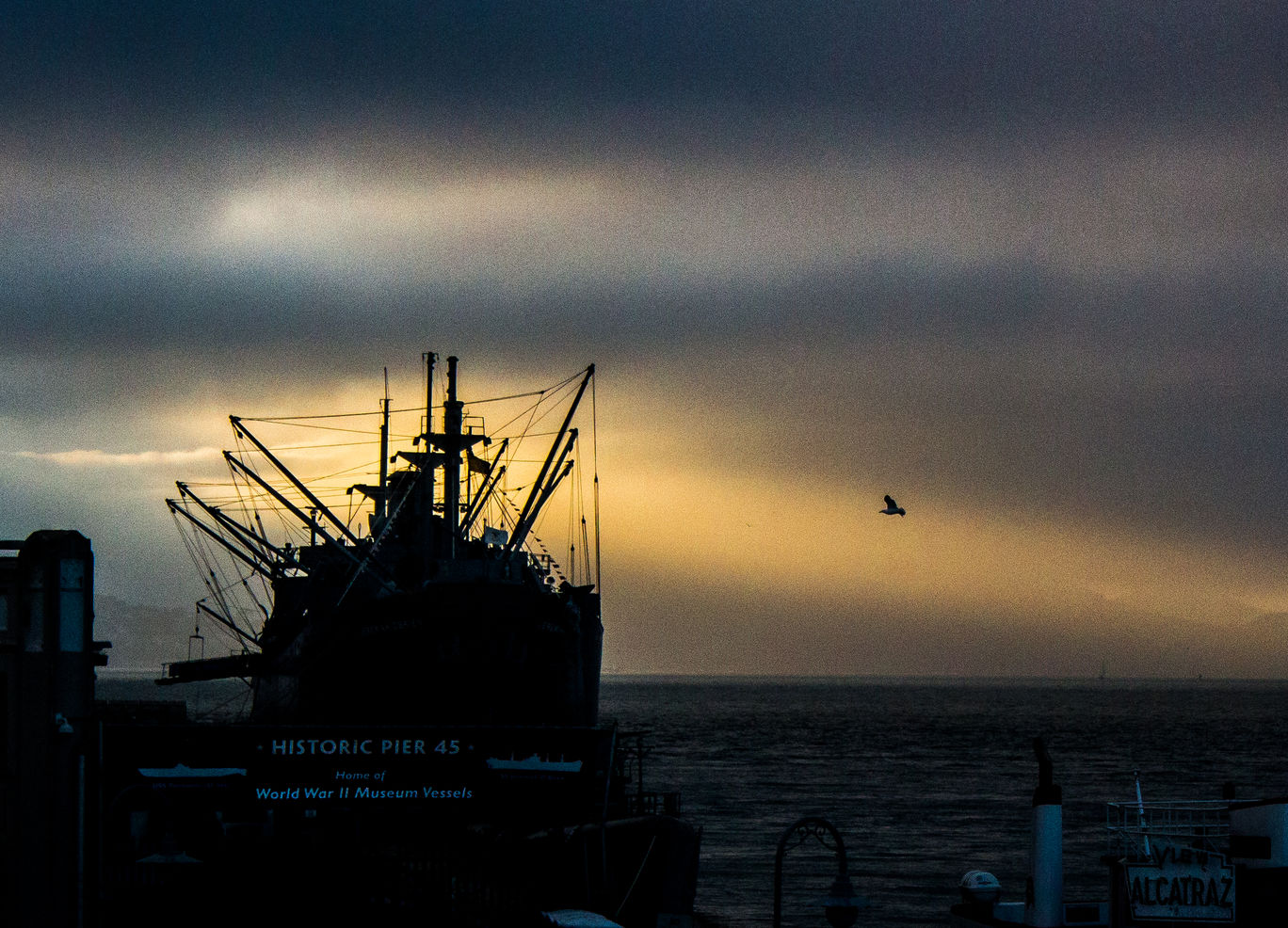 Photo of PIER 39 By Sruthi Sekar