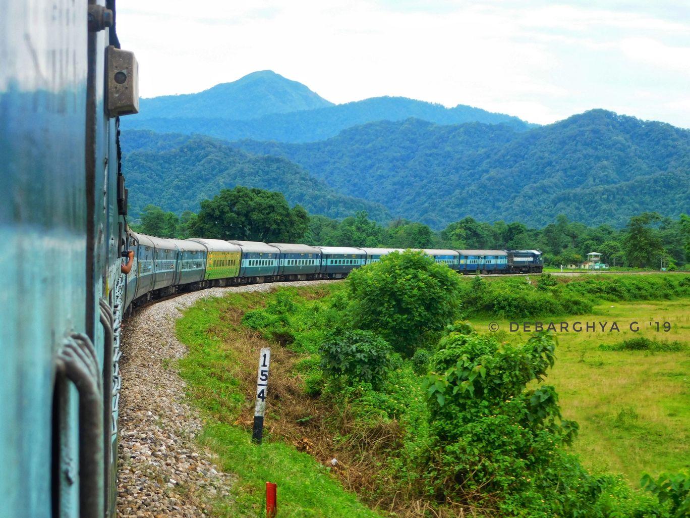 Photo of Gulma Railway Station By Debarghya Ganguly