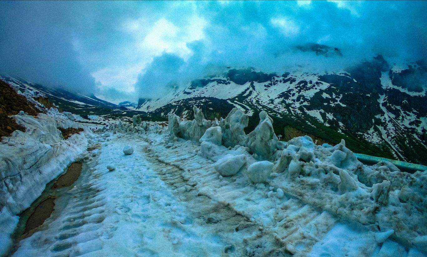 Photo of North Sikkim By Praveen P