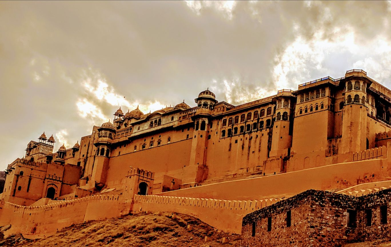 Photo of Amber Fort By shashi mishra