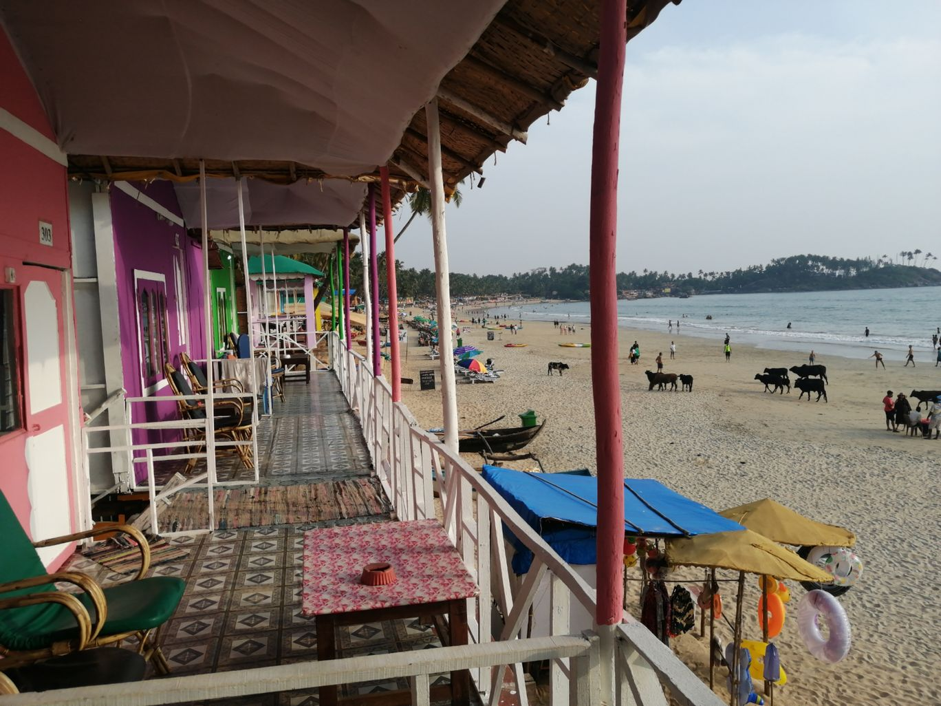 Photo of Palolem Beach By Ganesh Bhat