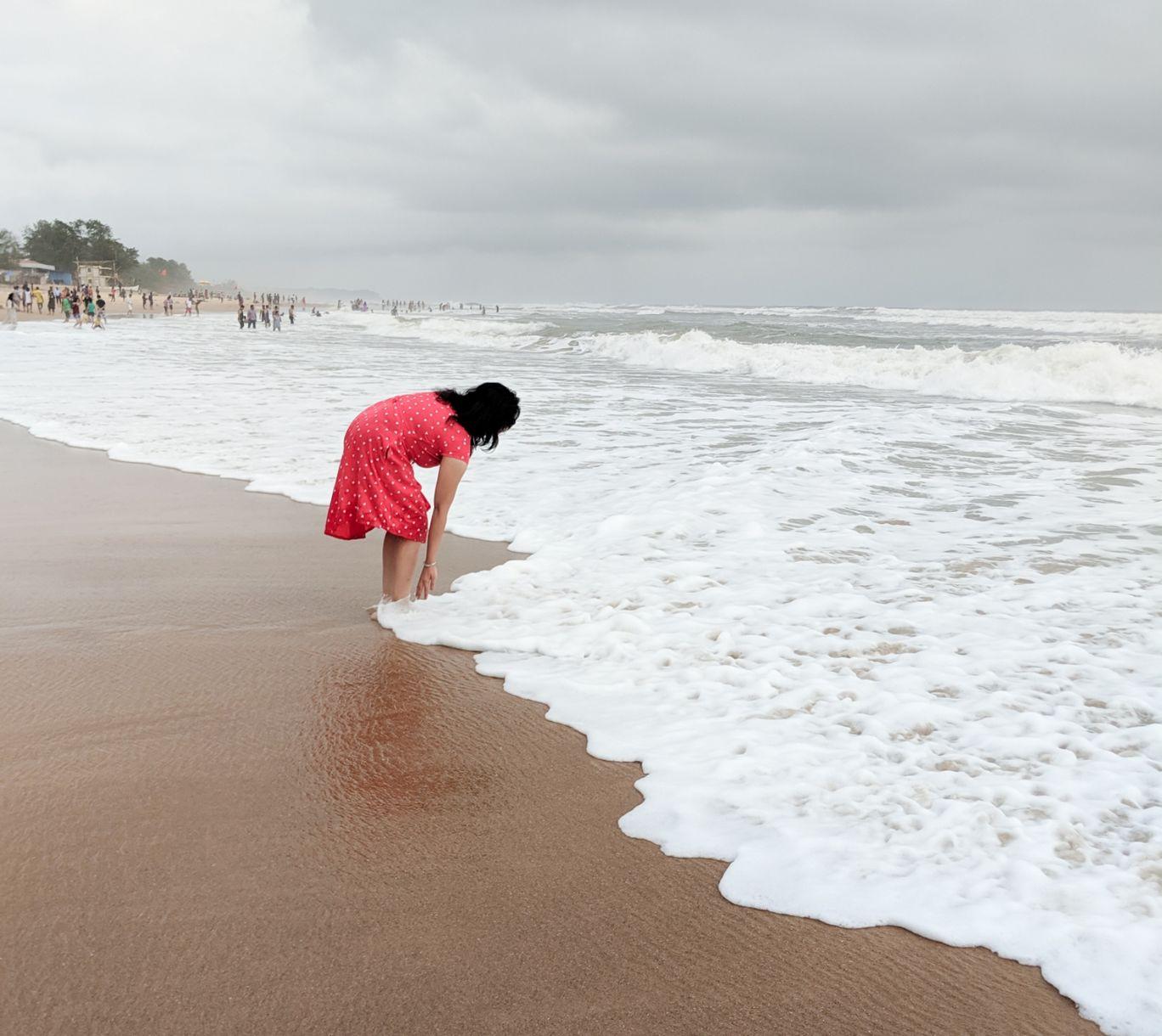 Photo of Baga Beach By Nivedita Tanna