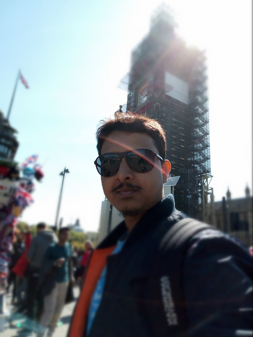 Photo of Big Ben By Susmit Chakraborty