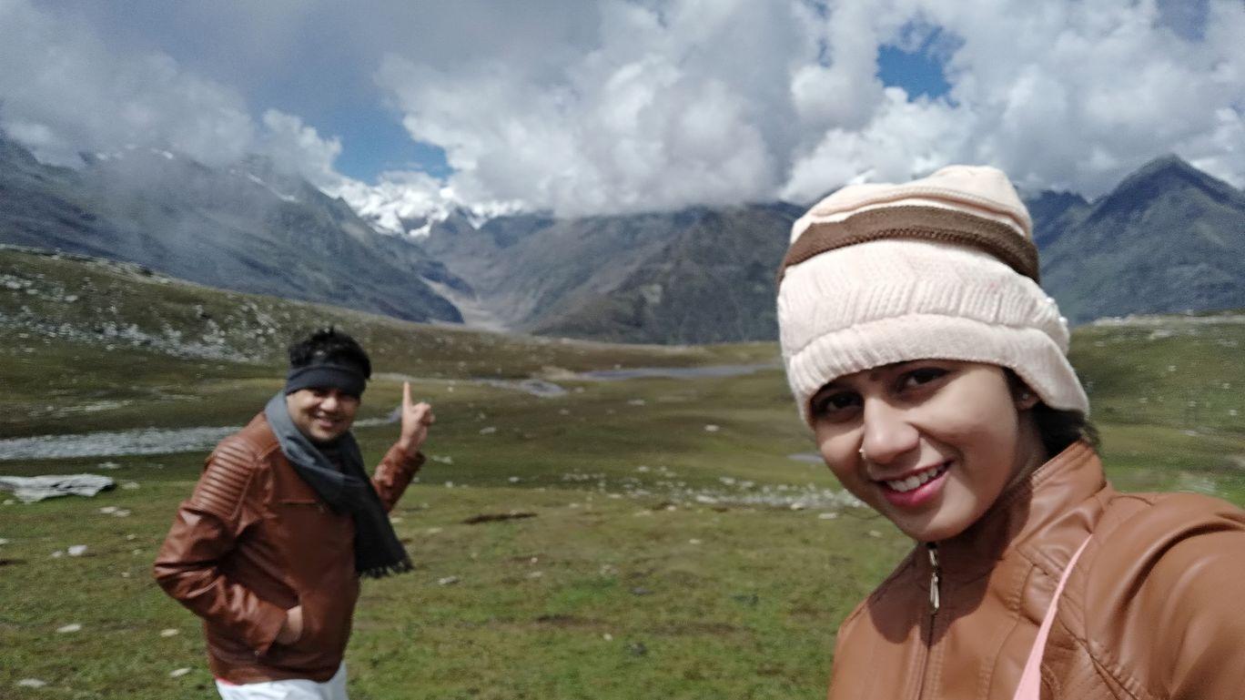 Photo of Rohtang Pass By Keya Mandal Roy