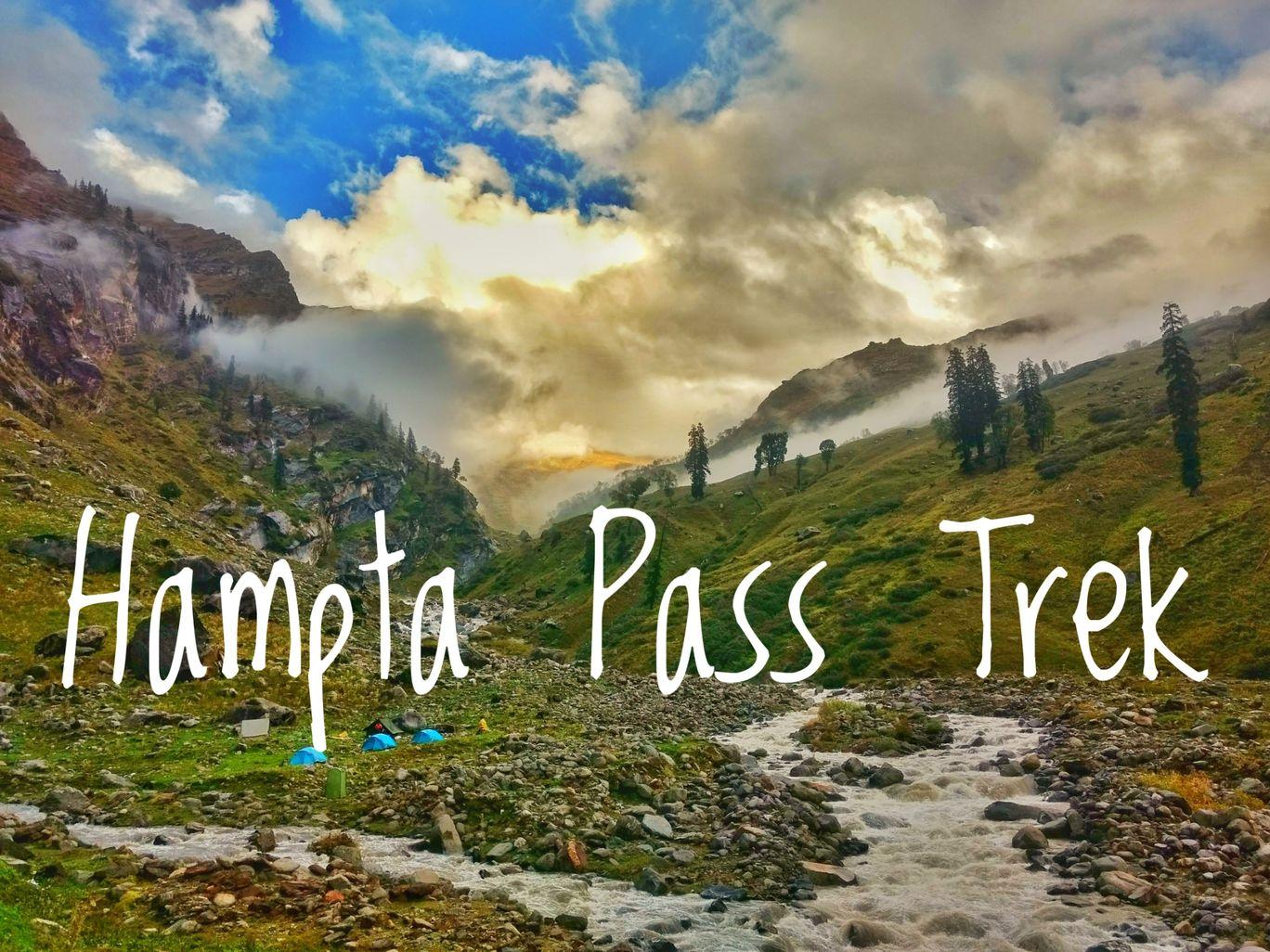 Photo of Hampta Pass Trek Camp Himalayan Mountain Sojourns By Amita Kota
