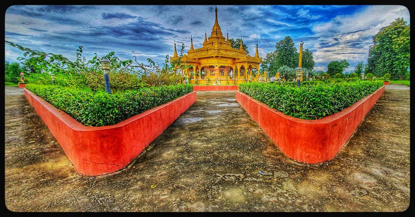 Photo of Golden Pagoda By Palash Chetry
