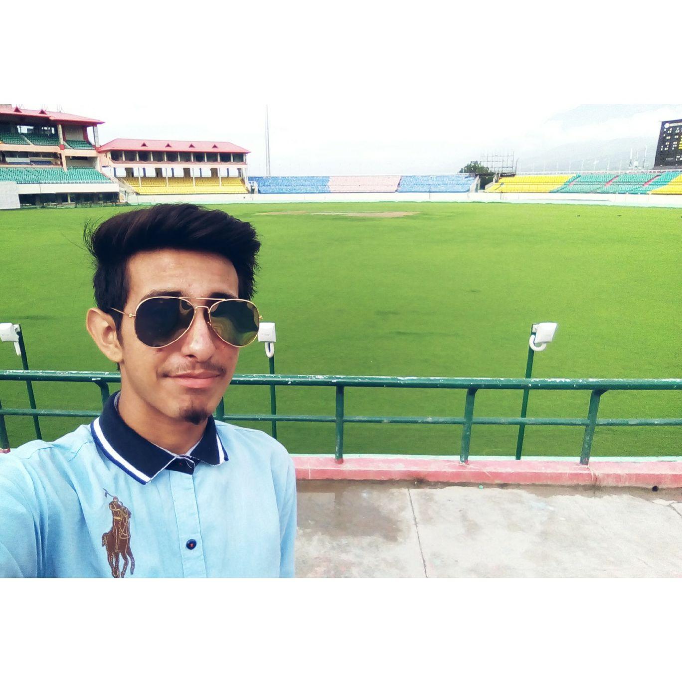 Photo of Himachal Pradesh Cricket Association Stadium Dharamshala By DeepansHu SharMa