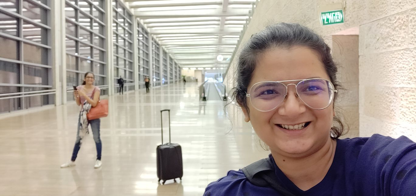 Photo of Ben Gurion Airport By Charlette Aaron