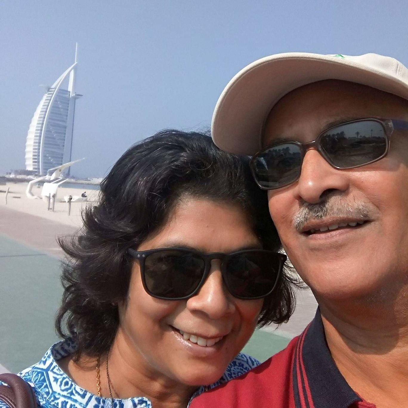 Photo of Dubai - United Arab Emirates By Latha Sekhar