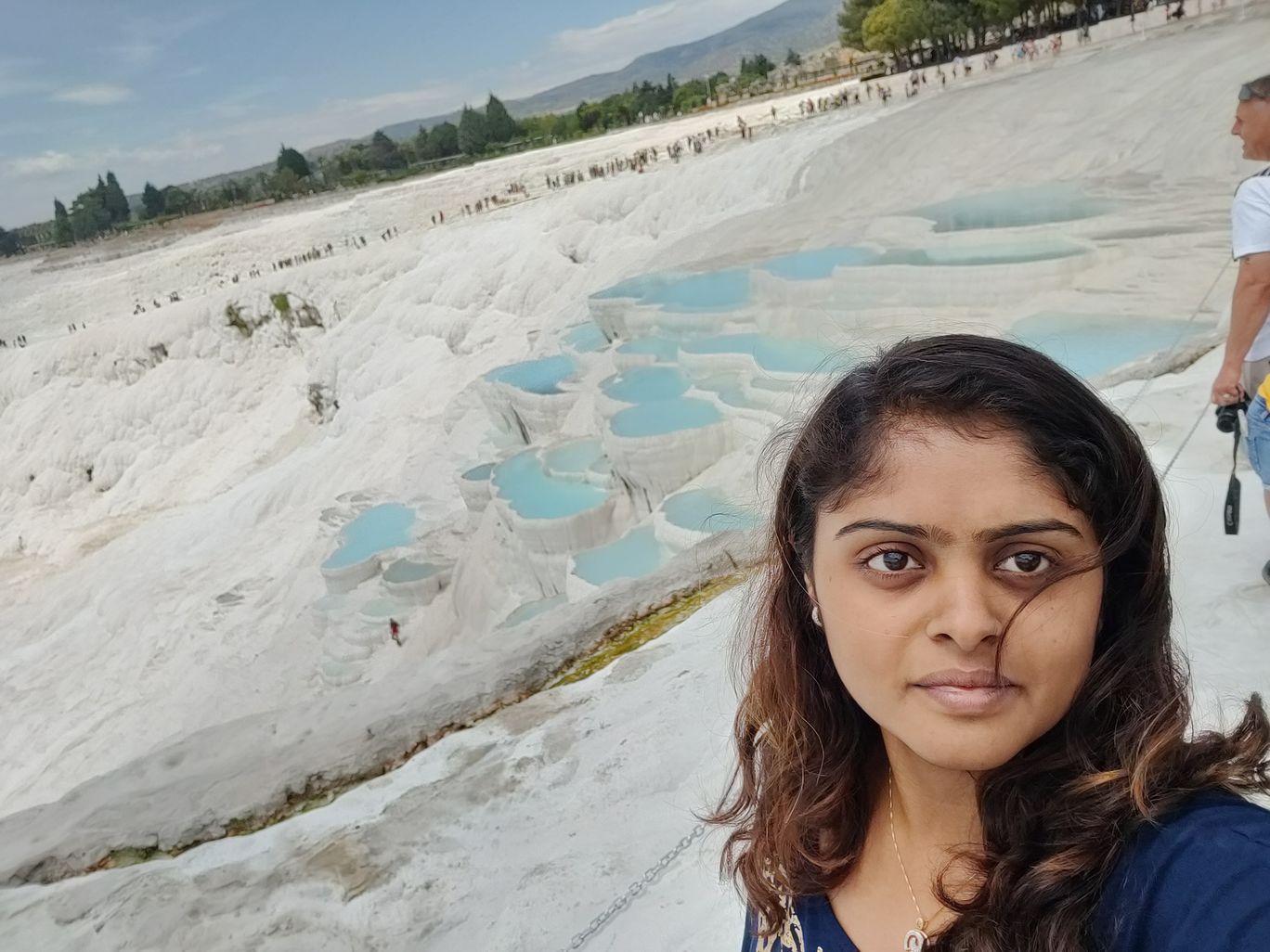 Photo of Pamukkale By Pooja Jain