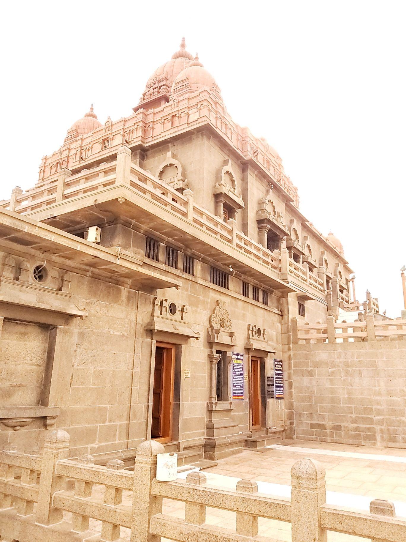 Photo of Vivekananda Rock Memorial By Deepusudhakar