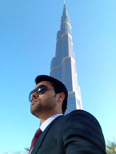 Photo of Burj Khalifa - Sheikh Mohammed bin Rashid Boulevard - Dubai - United Arab Emirates By Mayank