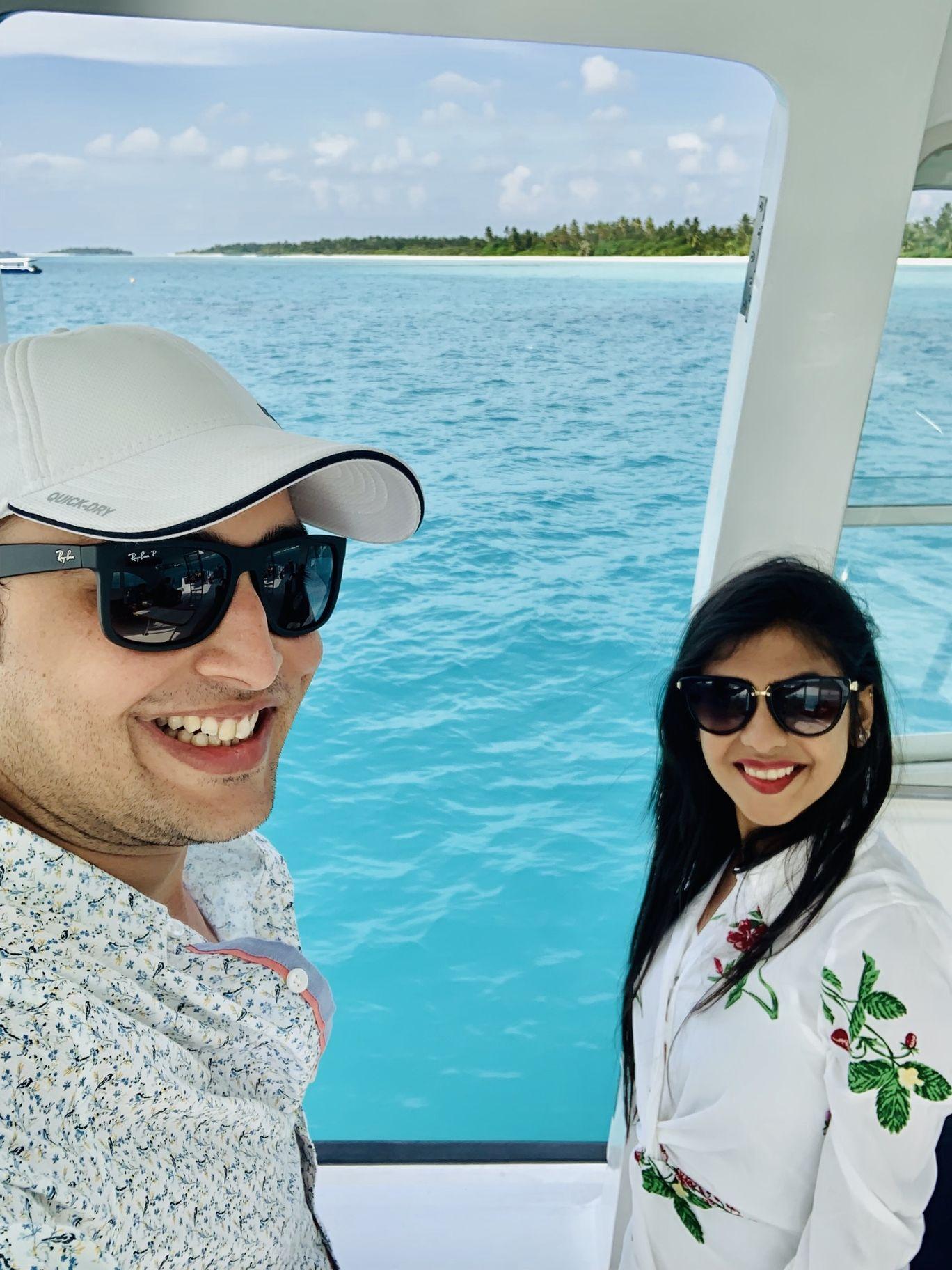 Photo of Maldive Islands By Ankita Maheswari