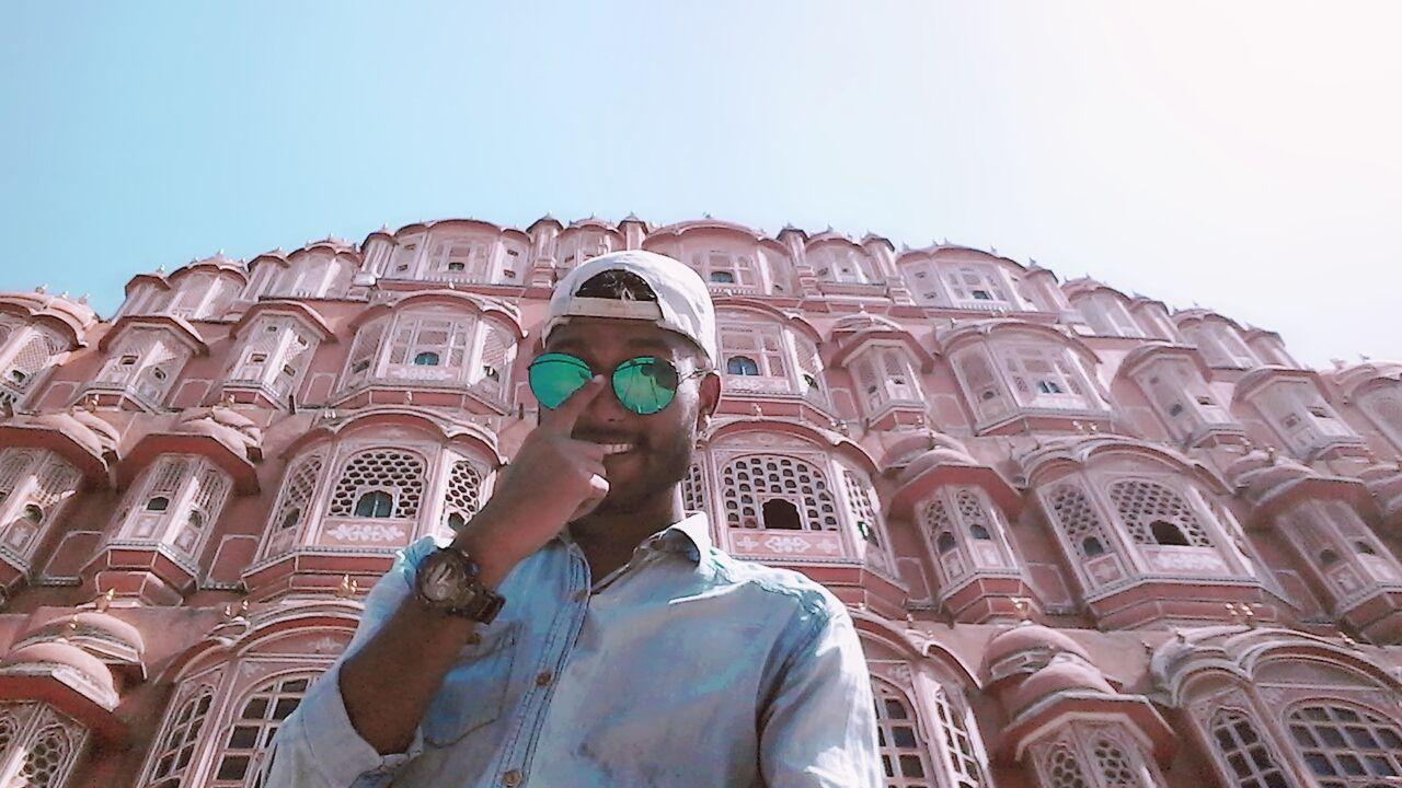 Photo of Hawa Mahal By Abhimanyu Rajpurohit