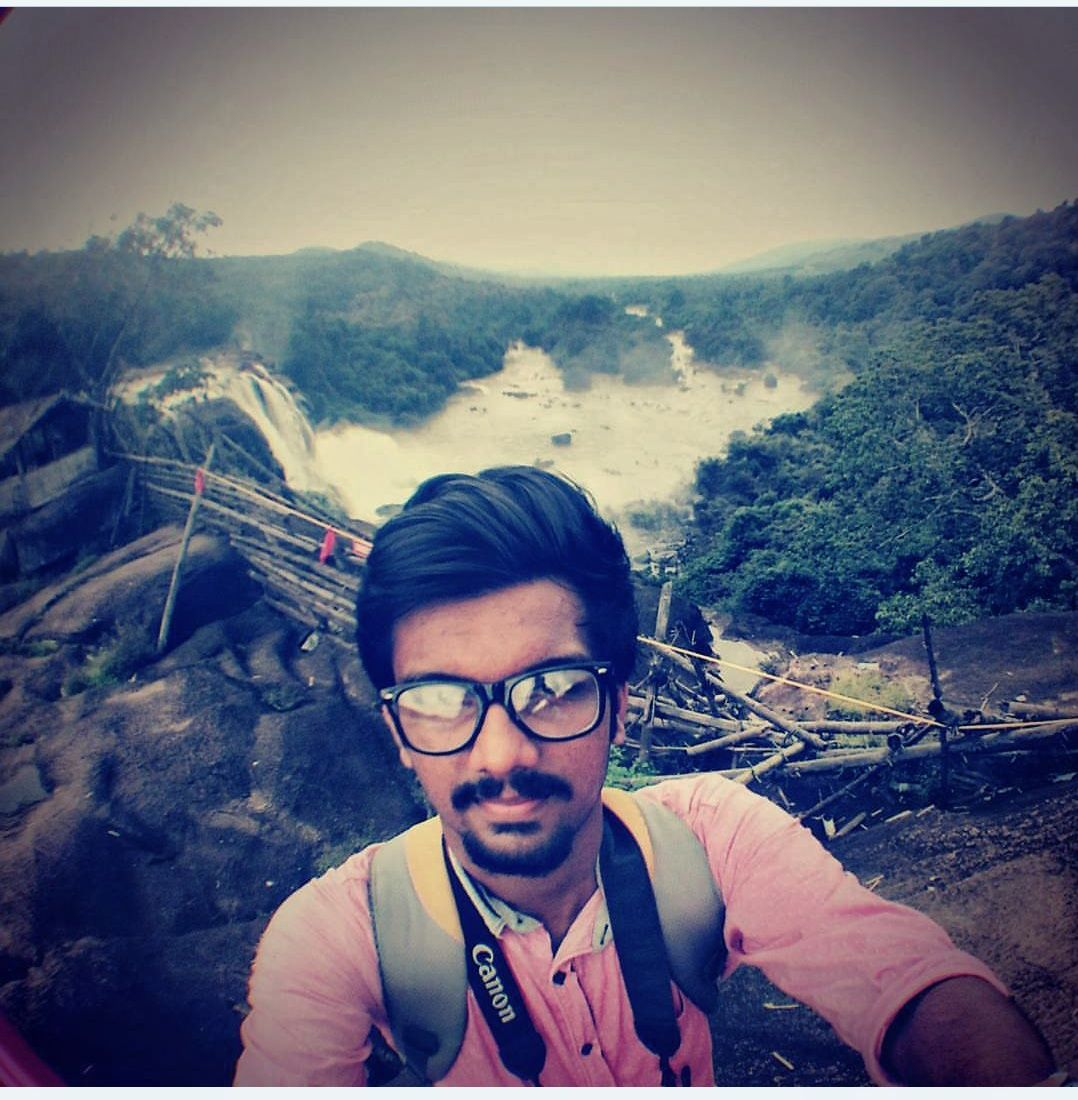 Photo of Athirappilly Water Falls By Aaditya shah