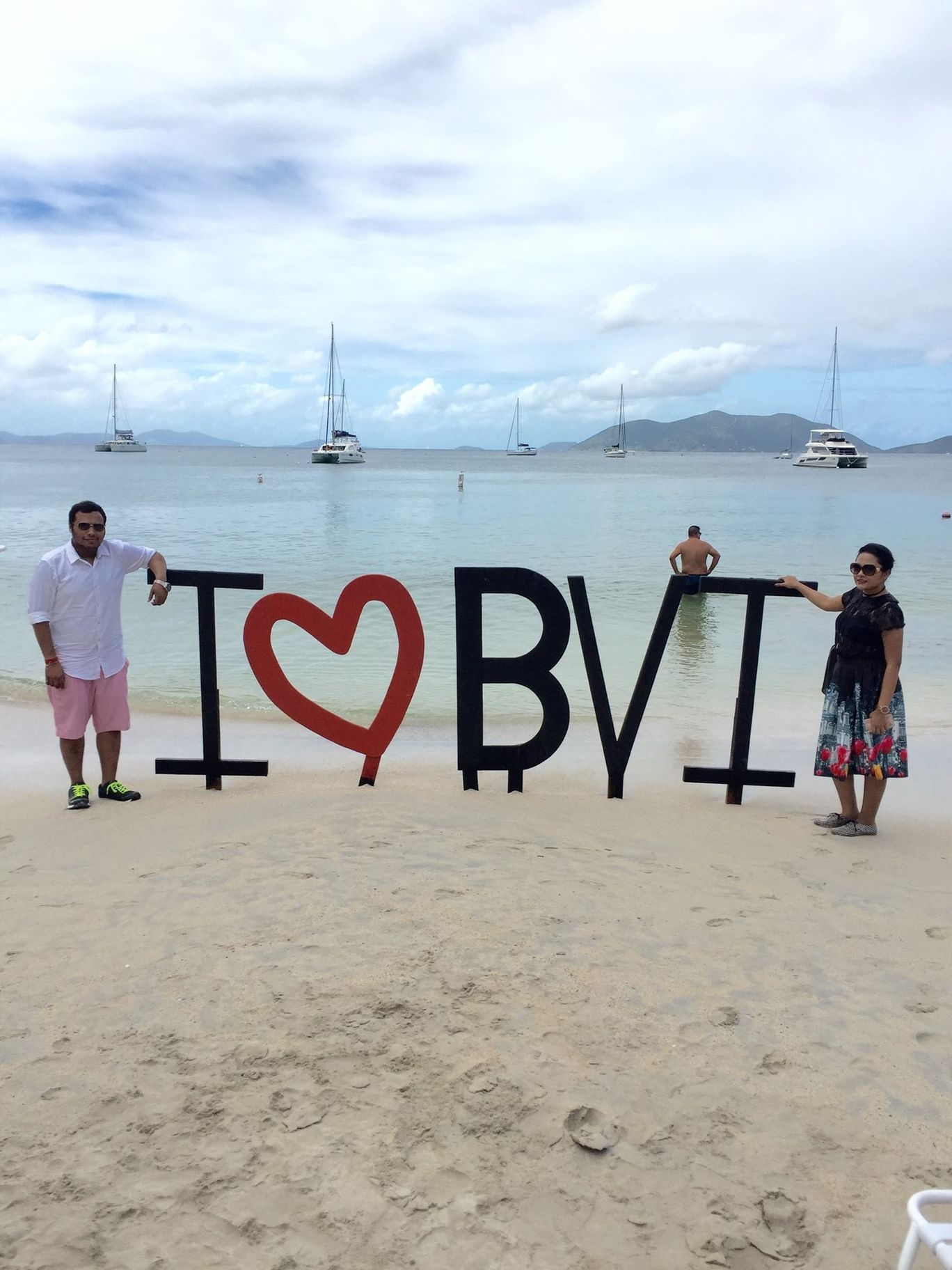 Photo of British Virgin Islands By Rahul Agarwal