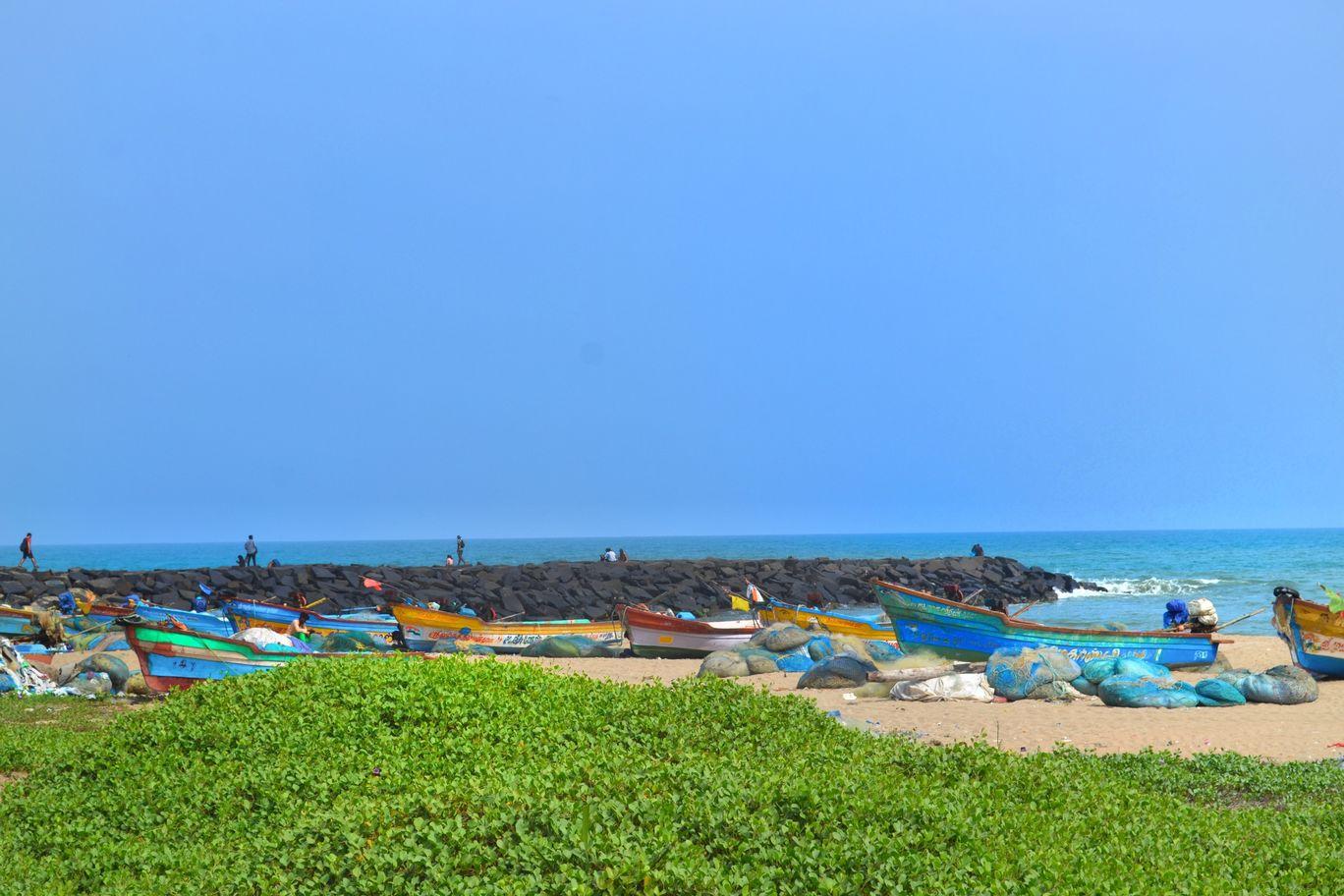 Photo of Pondicherry By Anurag saini