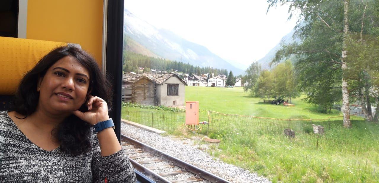 Photo of Switzerland By Elaine