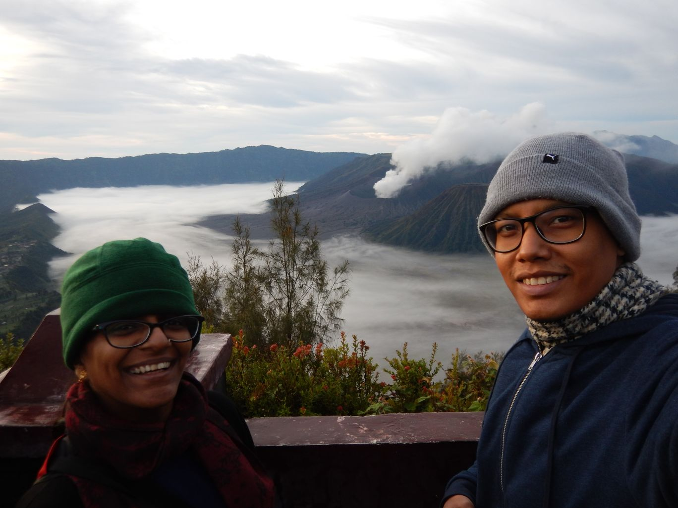 Photo of Mt Bromo By prachi sonthalia
