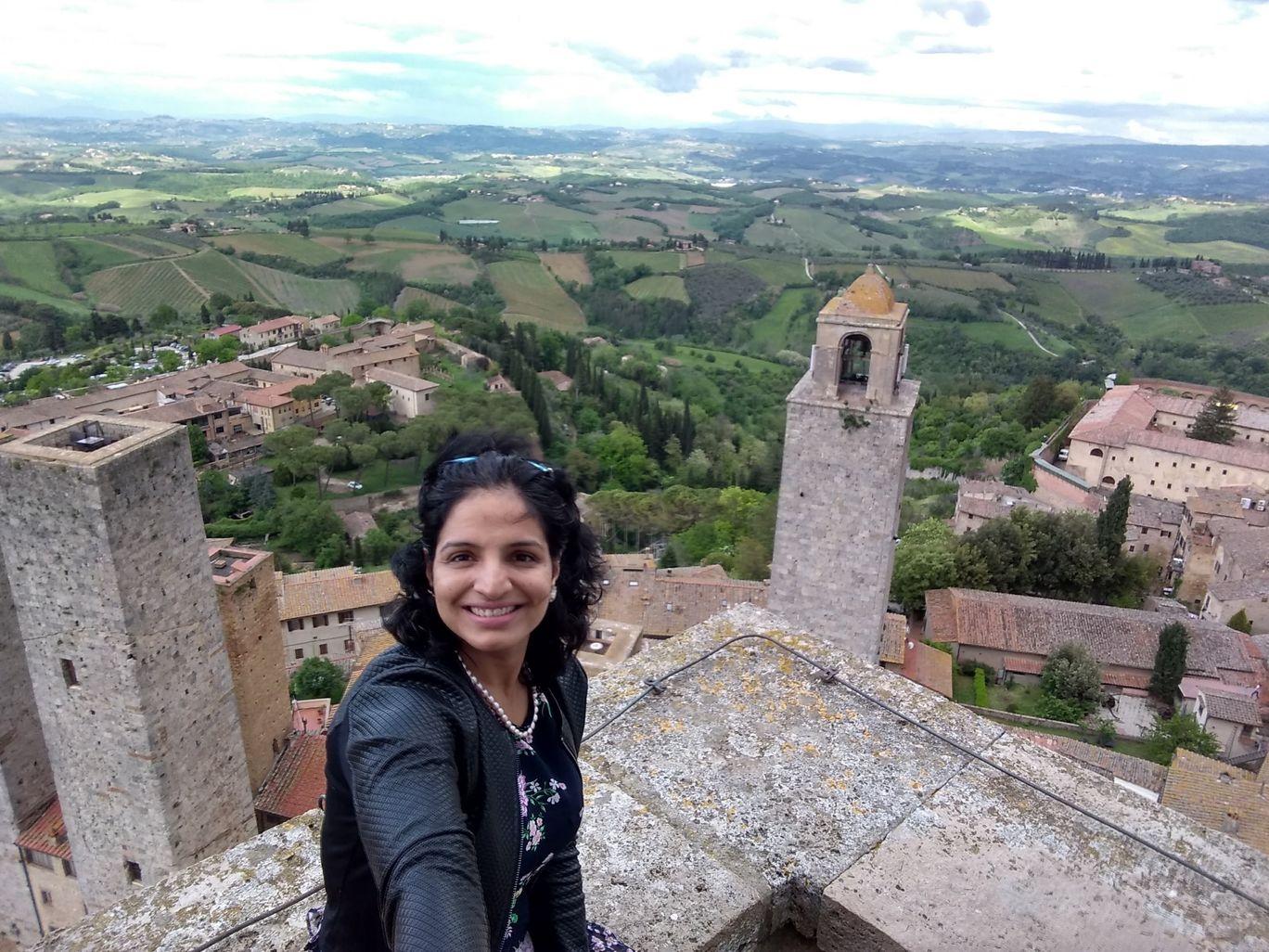 Photo of San Gimignano By Nikhil Yadav