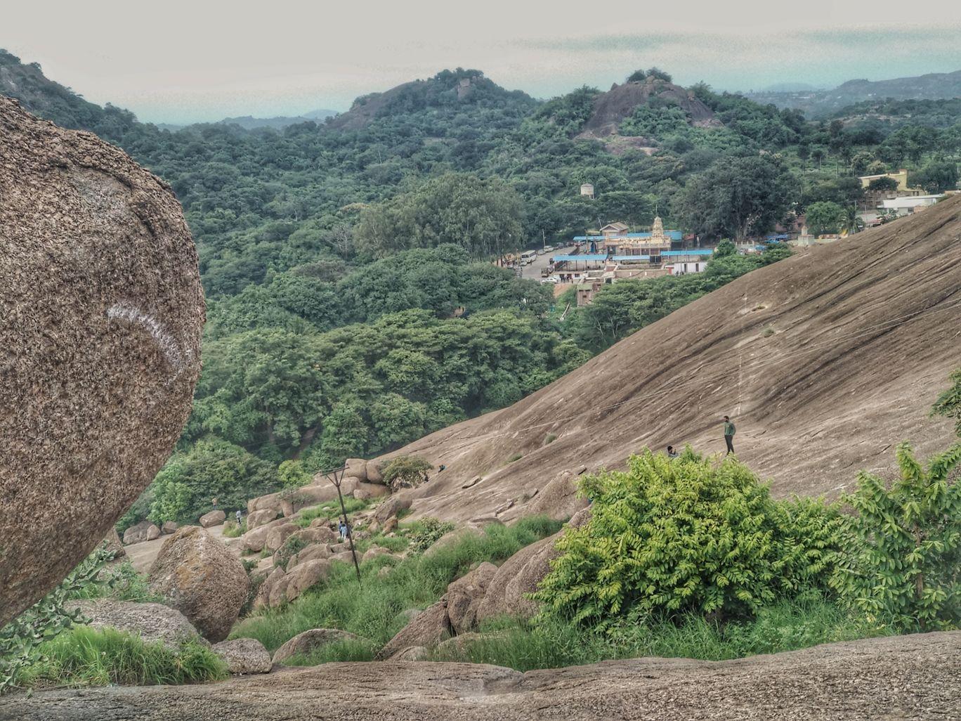 Photo of Savandurga Trek Path By Subhakant Mishra