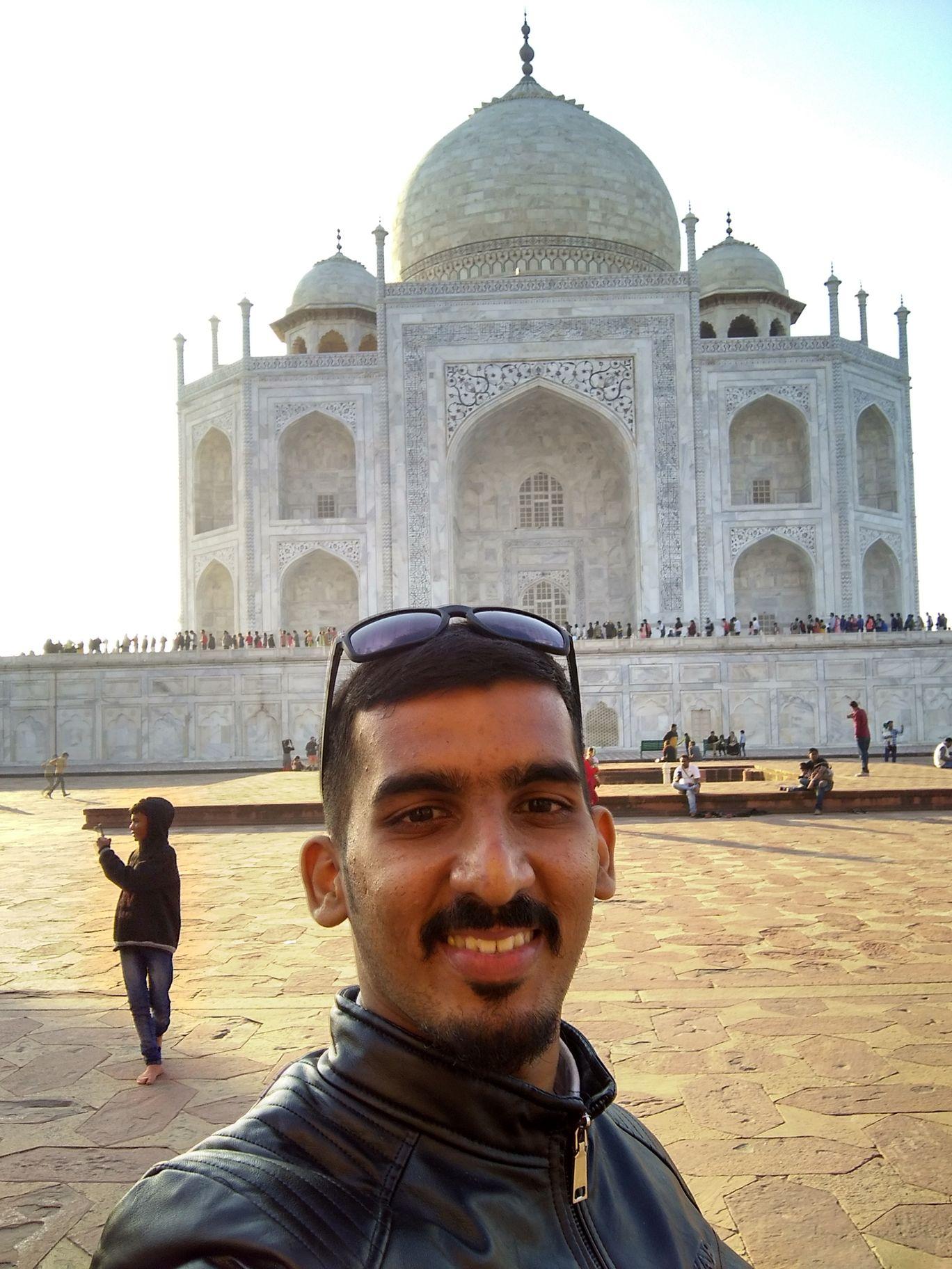 Photo of Agra By Shailesh Krishna
