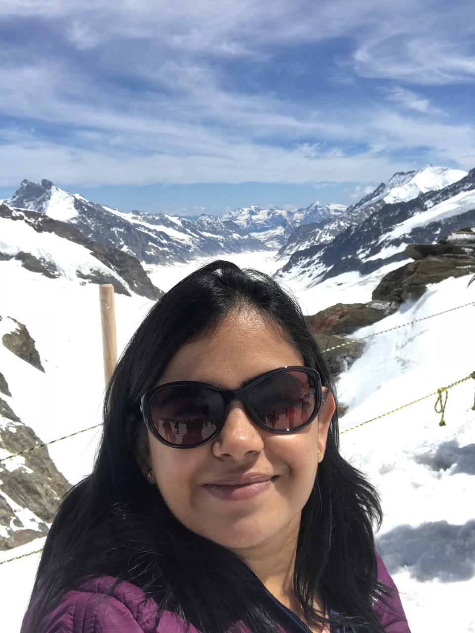 Photo of Jungfraujoch By Anuja Bhatnagar