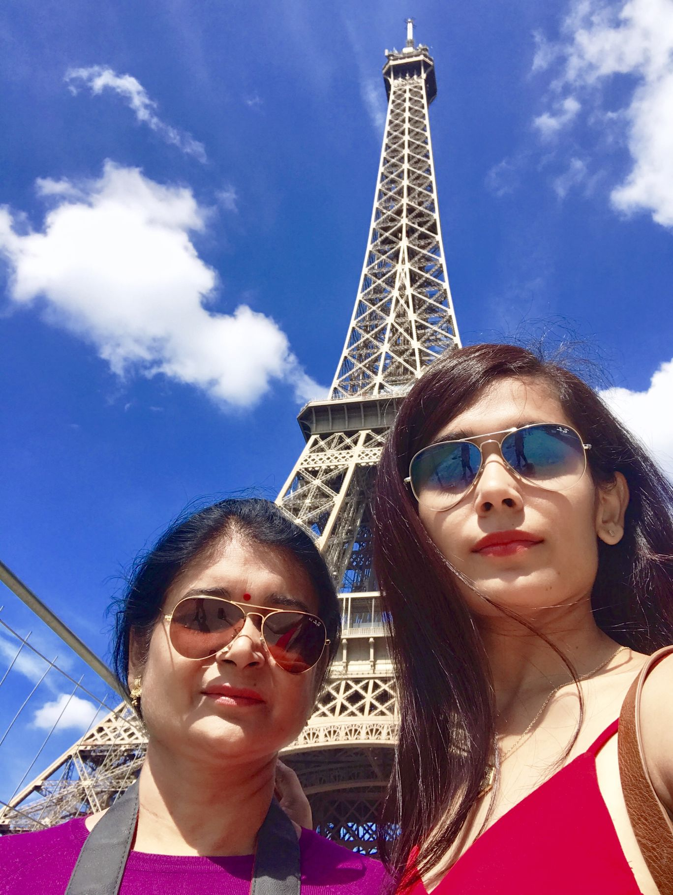 Photo of Eiffel Tower By Paridhi