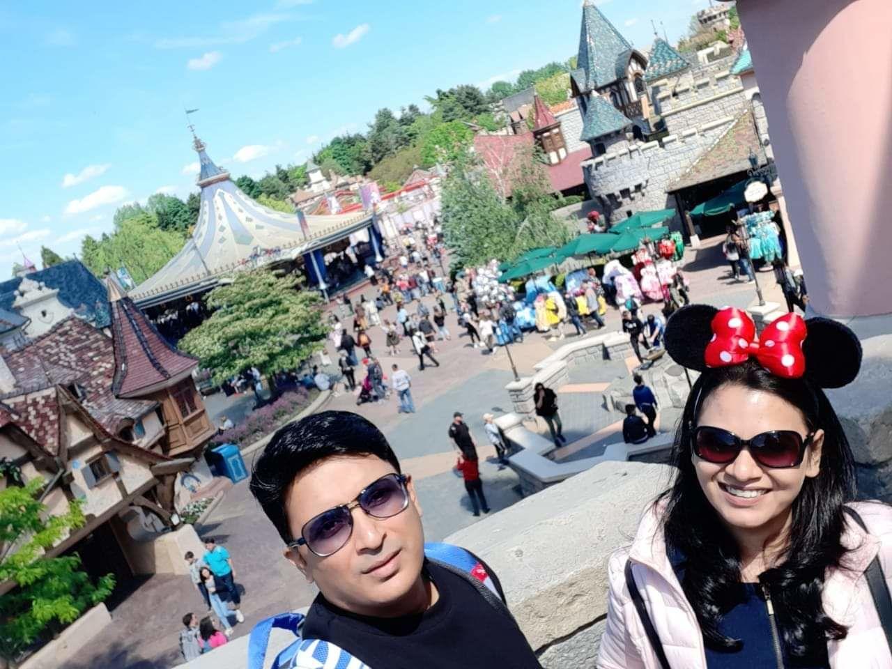 Photo of Disneyland Paris By Sumit Bhargava