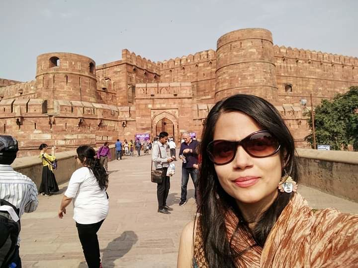 Photo of Agra Fort By Erika