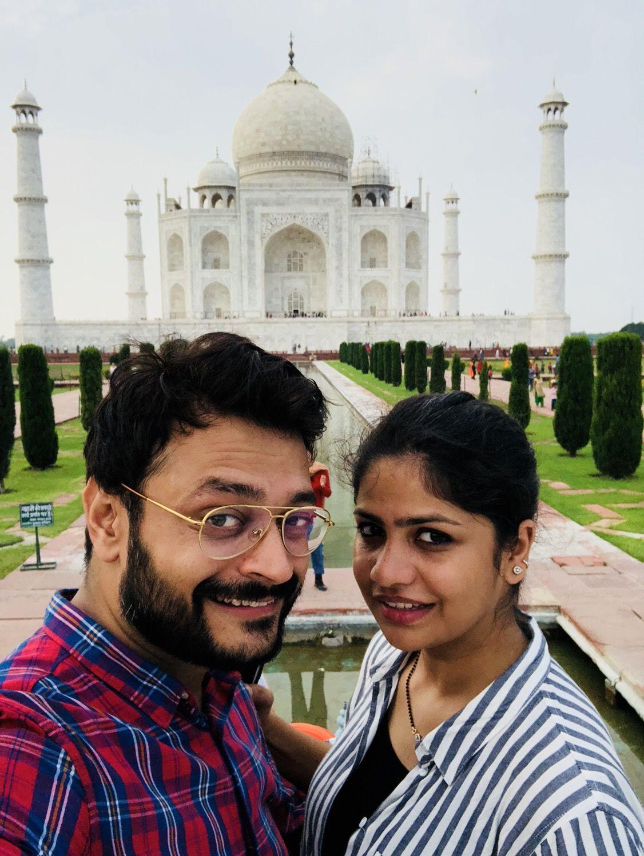 Photo of Taj Mahal By Sahil Arora