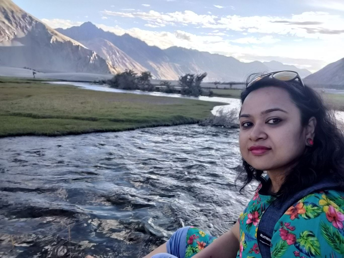 Photo of Nubra Valley By Paromita Das