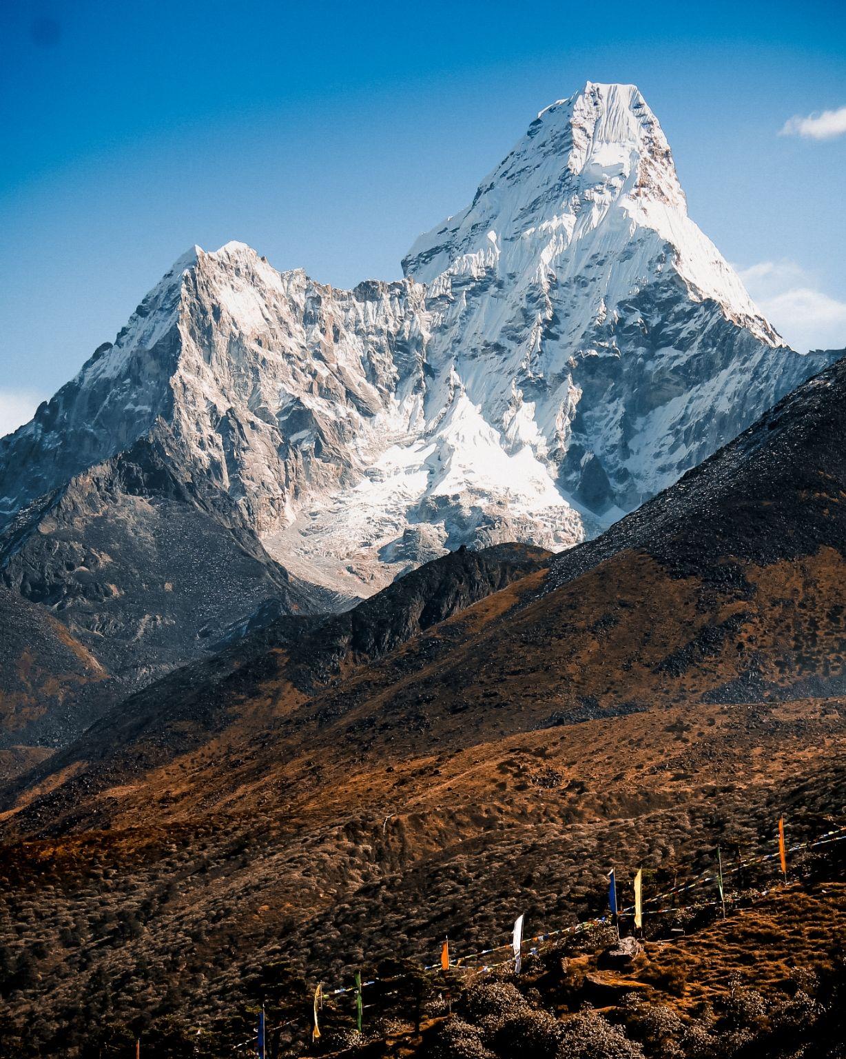 Photo of Everest Base Camp Trekking Route By Tanmaya Varshney
