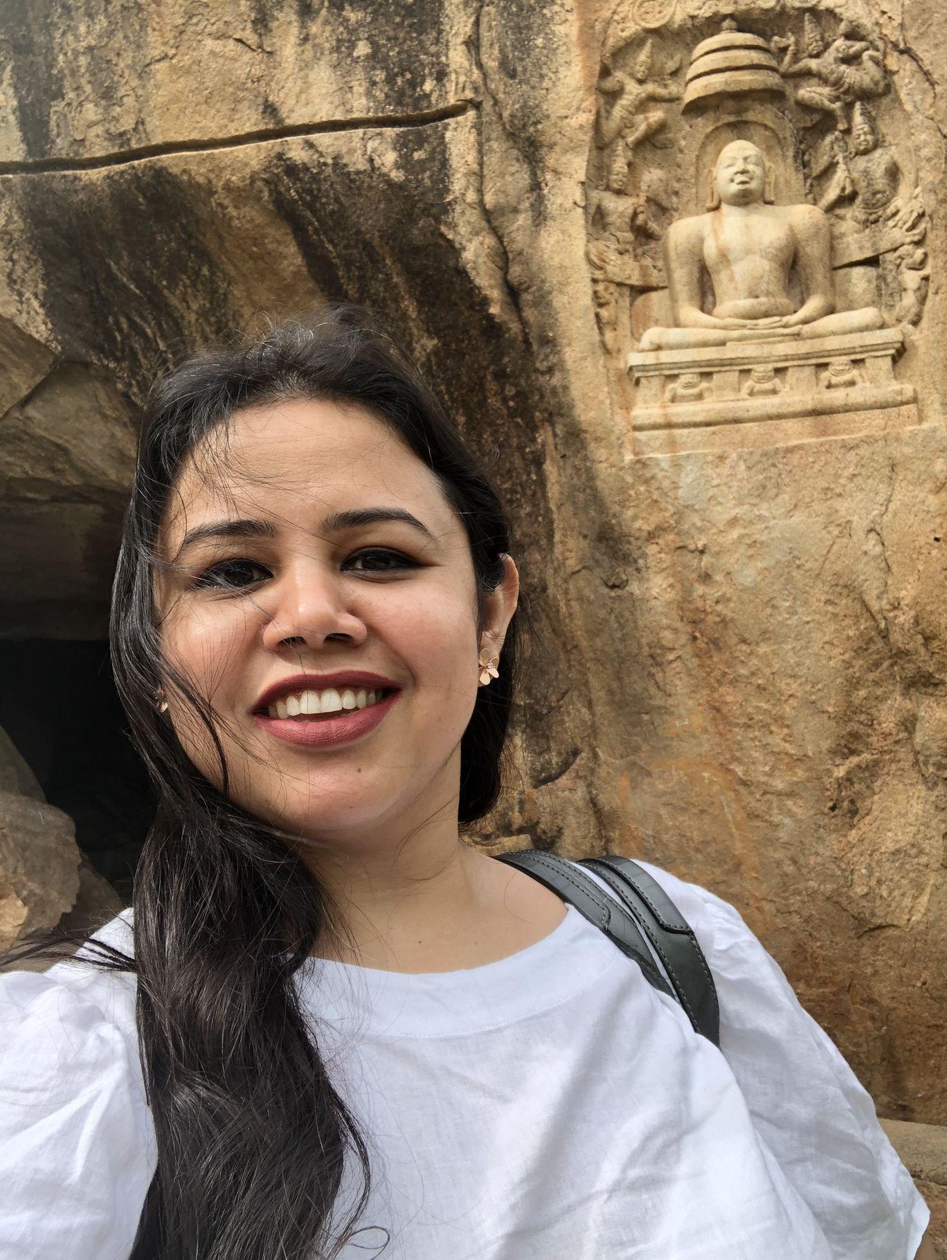 Photo of Keelakuyil kudi Jain Cave By Nidhi Chandna