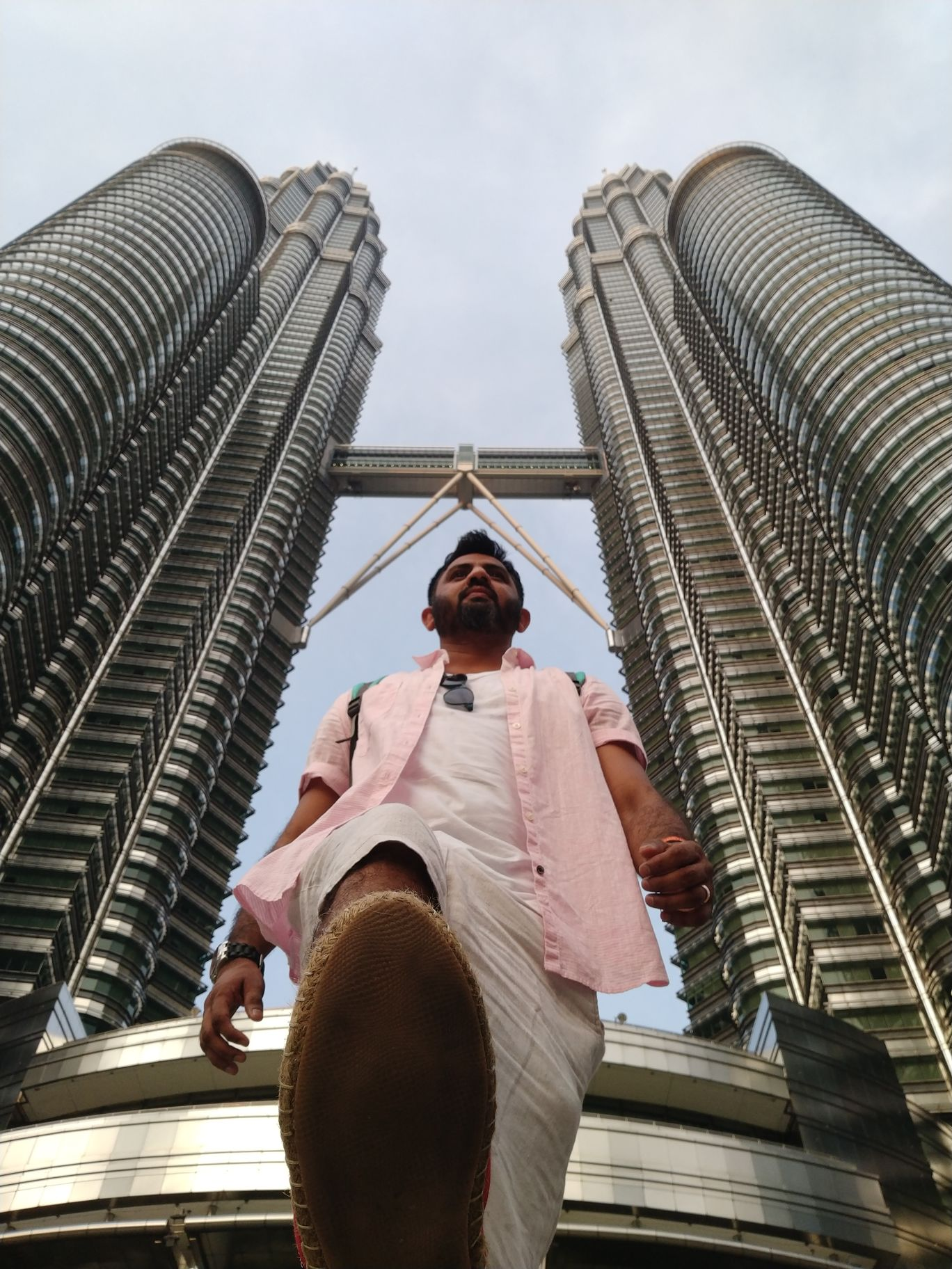 Photo of Petronas Twin Tower By Chetan Shetty