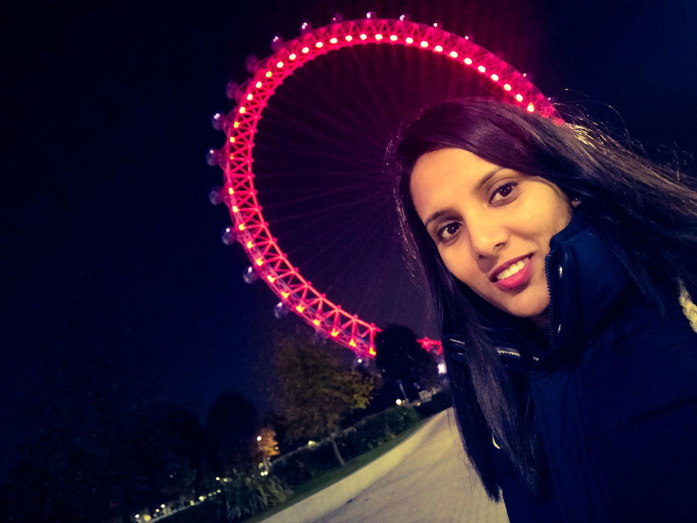 Photo of London Eye By Priyanka Upadhye